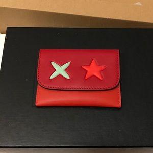 NWT Coach Card Case holder